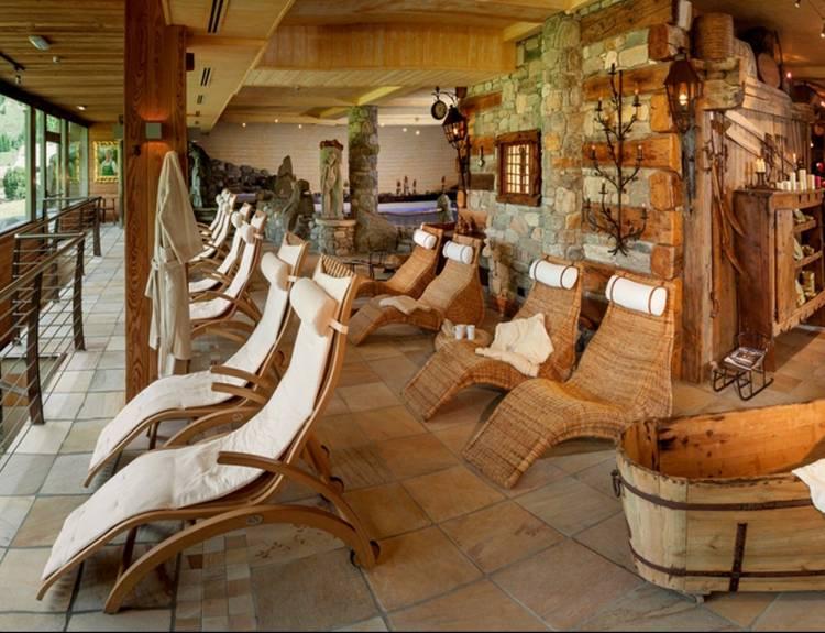 Bellevue spa hotel for 7 salon bellevue square