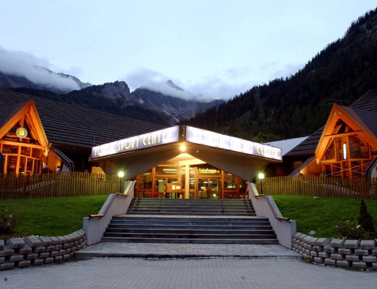 Courmayeur Forum Sport Center 4