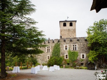 Introd Castle