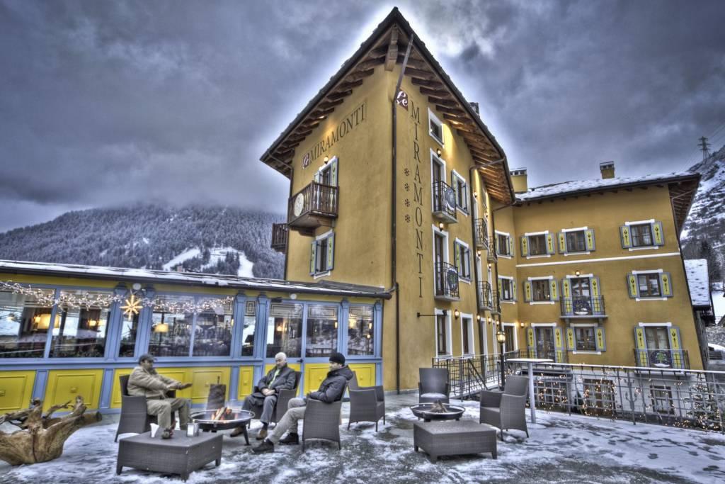 Hotel Miramonti La Thuile
