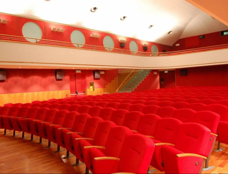 Cinema Hotel De La Ville Aosta